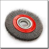 escova de fio 200mm de 8inch Hcs para remover a oxidação
