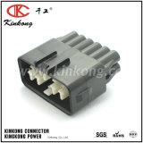 12 conetores automotrizes elétricos impermeáveis masculinos do carro do Pin Kinkong