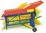 С бензиновым приводом кукурузы/кукурузы Sheller обрабатывающего станка и кукурузы молотилка недомолота