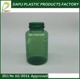 Бутылка пластмассы цвета любимчика 250ml голубая