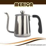 Edelstahl-Kaffeemaschine mit Handkaffee-Potenziometer