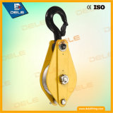 with Ce Manual Wire Rope Pulley Block