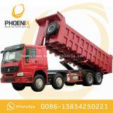 アフリカの市場のためのよい状態の使用されたSinotruk HOWOのダンプトラックのダンプカー