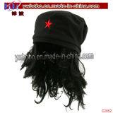アクリルの帽子の帽子の防寒帽は遊ばす帽子のHeadwearのエージェント(C2053)を