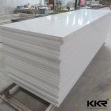 Material de construção Glacier White Solid Surface for Shower Wall Panel