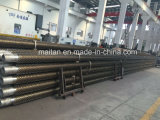 Tubo di vendita caldo della vite prigioniera del acciaio al carbonio ASTM A335 P5 per la raffinazione del petrolio e la fornace tubolare petrochimica