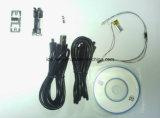 휴대용 Msr009 소형 카드 판독기 USB MSR 칩 독자