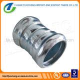 Acero al carbono IMC tubo de compresión de acoplamiento
