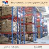 Racking resistente de aço da pálete do metal ajustável industrial do armazenamento do armazém