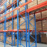 Armazém de rack de metal para armazenamento de paletes pesados