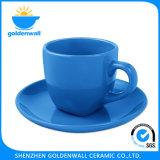 """Coloré 180ml/5"""" * 4 ensemble tasse à café en porcelaine"""