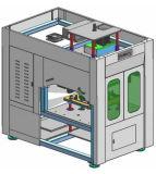 サーボモーター熱い版の溶接機のグローブボックス