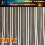 Ткань нашивки пряжи полиэфира покрашенная, проворные товары для подкладки костюма женщин (X071-6)