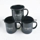 Publicidad de la taza de café del esmalte de la insignia del propósito/de la taza de encargo