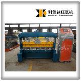 Painel do metal do telhado Kxd-1000 que dá forma à máquina