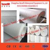 Tapete de poliéster de fibra longa/poliéster sentida/ Material Base de poliéster para Sbs Betume Membrana Impermeabilizante