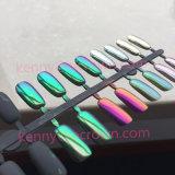 Pigmento della perla del Chameleon di effetto dello specchio della decorazione del chiodo