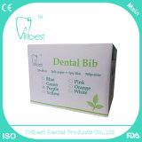 Desechable Colorido Dental Bib