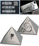 Inscription de laser de fibre de Mopa/machine d'impression tenues dans la main pour la caisse de téléphone en métal