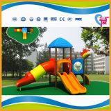 Reeksen van de Speelplaats van de Jonge geitjes van de Vervaardiging van China de Hoogste Goedkope Openlucht voor Verkoop (hoed-001)