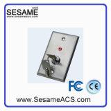 De Knoop van de Deur van de Legering van het aluminium met 2 Sleutels (SB5HE)