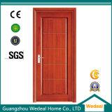Portello interno laminato PVC di legno del composto per il progetto