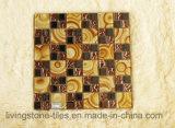 Mosaico 2017 del color de Brown
