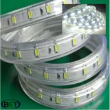 SMD5630 flexible impermeable blanco tira de LED de iluminación