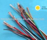 fio encalhado de cobre 6mm2 da isolação 60227 IEC01 BV do PVC do núcleo 450/750V