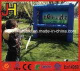 Obiettivo gonfiabile personalizzato della fucilazione di Hoverball di tiro all'arco