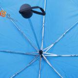 Складывая зонтик зонтика 3 портативный (YS-3F006A)