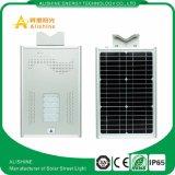 Alimentación fabricante IP65 Todo en una calle de Solar/Jardín de Luz 20W con 3 años de garantía
