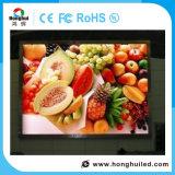 Affichage vidéo d'intérieur de HD P2.5 DEL pour la publicité