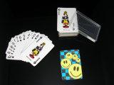 Подгонянные карточки выдвиженческого миниого покера бумажные играя