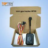 Mini GPS Tracker para la motocicleta y el coche con el diseño impermeable Mt05-Ez