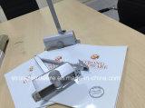 Fecho da porta resistente silencioso hidráulico do vidro de deslizamento de Sdc-051 Frameless