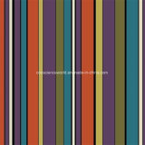 100%Polyester de Afgedrukte Stof van de Staaf van de breedte Pigment&Disperse voor de Reeks van het Beddegoed