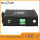 Portas de 4 Gigabit e 1 Switch de rede Industrial Ethernet SFP