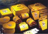 Cer-anerkannte automatische stempelschneidene Maschine mit dem Entfernen (LK106MF)