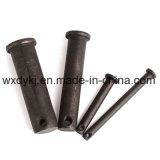 穴との黒い炭素鋼の金属のUリンクPin