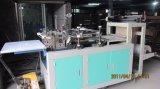 Automatischer Wegwerfplastikhandschuh, der Maschine herstellt