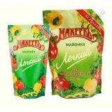 Frutas secas Saco de embalagens plásticas de alimentos com o orifício da alavanca