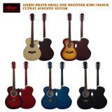 Anfänger-Farben-Akustikgitarre von der Aiersi Musik-Fabrik