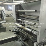8 Color Shaftless Gravure Printing Machine com 90m / Min