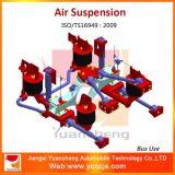 Sistemas de suspensão do ar da parte traseira do barramento Ycas-102, jogos da suspensão do passeio do ar