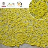 Delicate 100% coton en broderie Lace Fabric Vêtements Accessoires Nouveautés Material2017 E10027