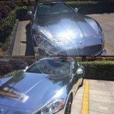 La plata de la pintura del coche del cromo pigmenta el polvo