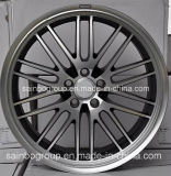 RIM de roue de véhicule de 17inch 18inch pour la BMW de benz
