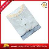 Pijamas chineses de cetim para homem e mulher