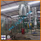 Automático Mini crudo refinería de petróleo / refinería modular